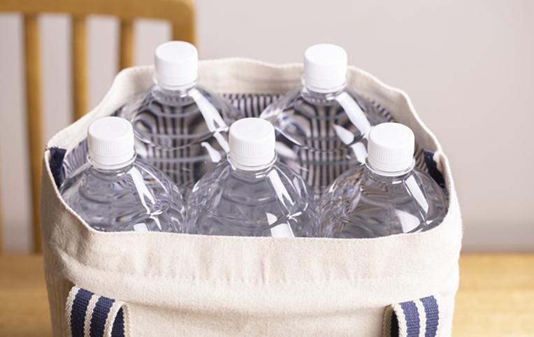 2Lだけでなく、500mlも!? 災害発生後「水」の需要急増! もしもに役立ついつもの備え ― カクラボ調査隊